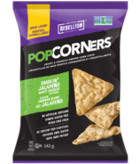 PopCorners Smokin' Jalapeno White Cheddar Corn Chips