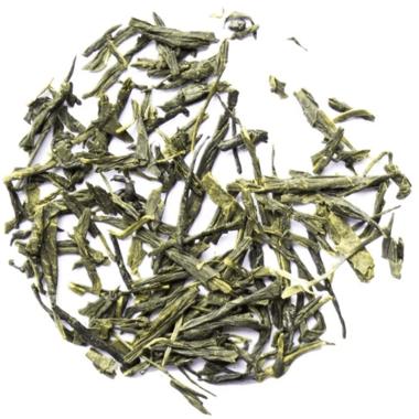 Genuine Tea Organic Sencha Green Tea