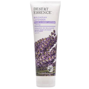 Desert Essence Bulgarian Lavender Hand & Body Lotion