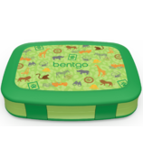 Bentgo Kid's Bento Lunch Box Safari