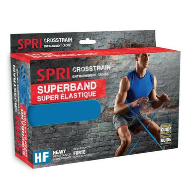 SPRI Cross Train Heavy Band Heavy Resistance