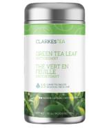 CLARKEsTea Green Tea Leaf
