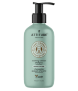 ATTITUDE Pet Soothing Oatmeal Shampoo Unscented