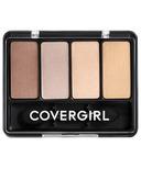 CoverGirl Eye Enhancers 4-Kit Shadows Sheerly Nudes
