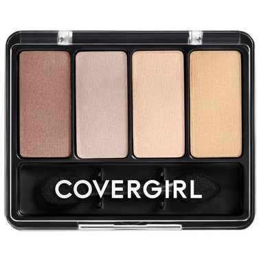 CoverGirl Eye Enhancers 4-Kit Shadows Sheerly Nudes