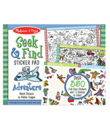 Melissa & Doug Seek & Find Sticker Pad Adventure
