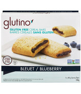 Glutino Gluten Free Cereal Bars Blueberry