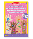 Melissa & Doug My First Temporary Tattoo Pink