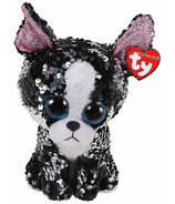 Ty Flippables Portia Sequin Terrier Regular