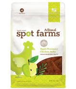 Spot Farms Apple Rosemary Chicken Jerky