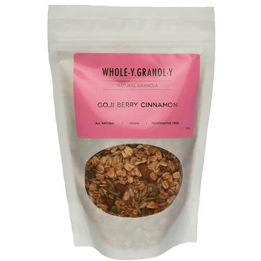 Whole-y Granol-y Goji Berry Cinnamon