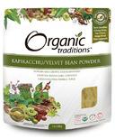 Organic Traditions Kapikacchu Powder (Mucuna pruriens)