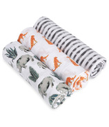aden + anais Classic Swaddles Serengeti