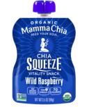 Mamma Chia Organic Chia Squeeze Wild Raspberry