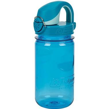 Nalgene 12 Ounce On the Fly Kids Bottle Blue