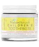 Nelson Naturals Toothpaste for Kids Strawberry Banana