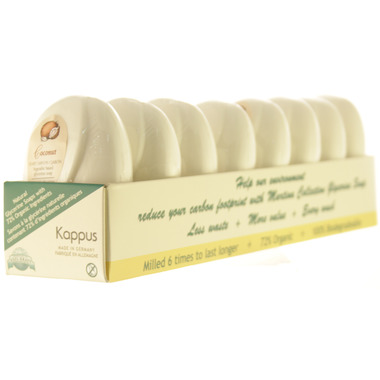 Kappus Martina Collection Coconut Oval Soap