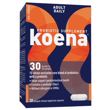 koena Probiotics Adult Daily