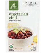 Simply Organic Vegetarian Chili Seasoning Mix