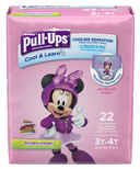 Huggies Pull-Ups Cool & Learn Potty Training Pants for Girls