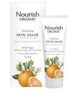 Nourish Organic Nourishing Skin Salve Sweet Orange & Rosehip