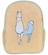 SoYoung Groovy Llama Toddler Backpack