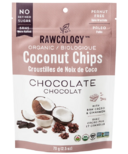 Rawcology Organic Chocolate Coconut Chips