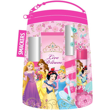 Lip Smacker Glam Bag Disney Princess