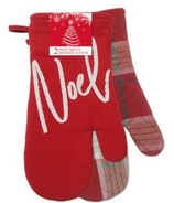 Domay Noel Oven Mitts
