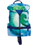Salus Marine Nimbus Child Vest Blue Tie Dye