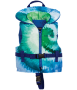 Salus Marine Nimbus Child Vest Blue Tie Dye