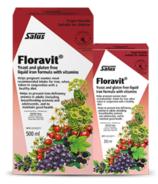 Salus Haus Floravit Liquid Iron Bonus Pack