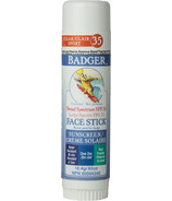 Badger SPF 35 Clear Zinc Face Stick