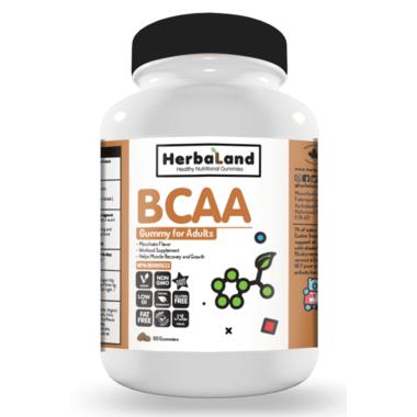 Herbaland BCAA Gummies Macchiato