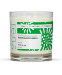 Rena Natural Soy Candle Cucumber Blossom