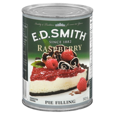 E.D. Smith Raspberry Pie Filling