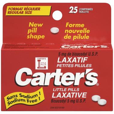 Carter\'s Little Pills