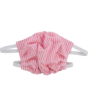 Puffin Gear Reusable Cloth Face Mask Pink Stripe