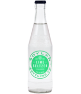 Boylan Bottling Lime Seltzer