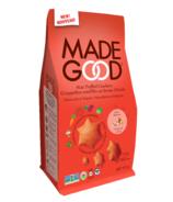 MadeGood Star Puffed Crackers Pizza