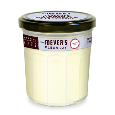 Mrs. Meyer\'s Clean Day Large Soy Candle Lavender