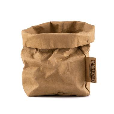 UASHMAMA Paper Bag Small Avana