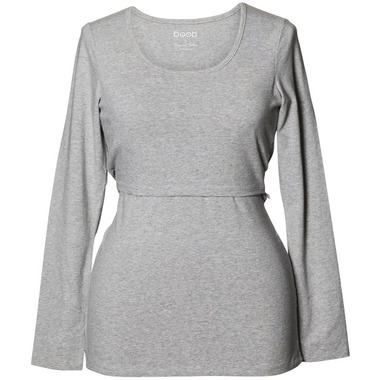 Boob Classic Long Sleeve Top with Organic Cotton
