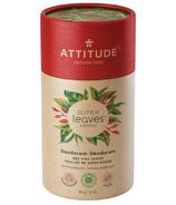 ATTITUDE Super Leaves Deodorant Red Vine Leaves