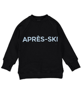 BIRDZ Children & Co. Apres-Ski Sweatshirt Black