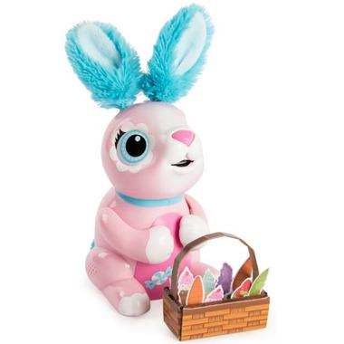 Zoomer Hungry Bunnies Shreddy Interactive Bunny