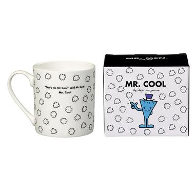 Mr. Men & Little Miss Mr. Cool Mug