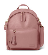Skip Hop Greenwich Simply Chic Diaper Backpack Dusty Rose