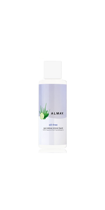 Buy Almay Oil Free Eye Makeup Remover Liquid At Well Free