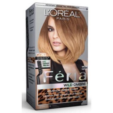 L\'Oreal Feria Wild Ombre 070 Dark Blonde to Light Brown